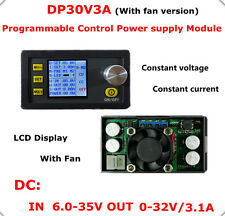 DP30V 3A Constant Voltage current Step-down Programmable Power Supply module