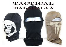 Tactical Balacalva Glow in the dark Skull face.  Choose an available Balacalva