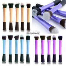 5 PCS Pro Different Style Real Techniques Makeup Powder Brushes Cosmetics Tool