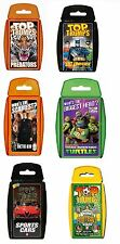 Top Trumps Different Variety's To Choose From Fun Travel Game