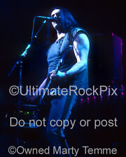 PETER STEELE PHOTO TYPE O NEGATIVE Concert Photo by Marty Temme 1C