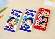 Naughty Milky Girl&Boy Soft Silicone Back Case Cover For Apple Iphone 5 5S