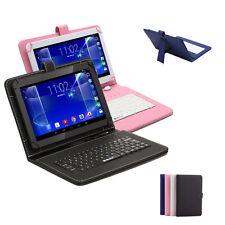 "iRulu 10.1"" Android 4.2 Tablet PC Quad Core Dual Cam 8GB HDMI WIFI w/ Keyboard"