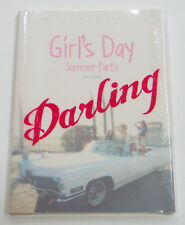 GIRL'S DAY - Everyday #4 Summer Party (4th Mini Album) CD+Photocard+Poster