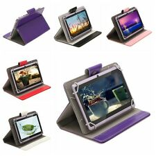 "iRulu 7"" Tablet PC 8GB Android 4.2 Dual Core Cam A23 1.5 GHz WIFI Purple w/Case"