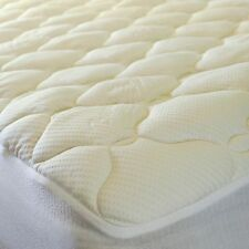 Downlite Cool Touch Antimicrobial Bamboo Top Mattress Pad