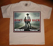 """""""The Walking Dead"""" Personalized T-Shirt - NEW"""