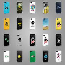 BREAKING BAD WALTER WHITE BRYAN CRANSTON CASE HARD COVER FOR iPHONE OR SAMSUNG