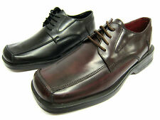 Mens Malvern Leather Lace Up Formal Shoes MAL779