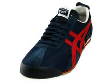 [D203N.5023] ASICS ONITSUKA TIGER FENCING NAVY/RED MEN'S SIZE 8 TO 13 NIB
