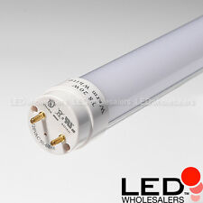 "20 Watt DLC UL Listed 4 foot 48"" T8 T12 LED Light Tube Replacement Fluorescent"
