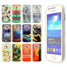 New Stylish Soft TPU Gel Case Cover Skin for Samsung Galaxy Ace 3 S7272/S7273