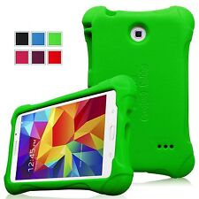 """Fintie For Samsung Galaxy Tab 4 7.0"""" Kids Safe Friendly Shock Proof Case Cover"""