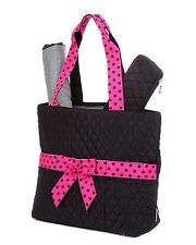 3 Piece Diaper Bag in many Color Combinations with FREE PERSONALIZATION!!