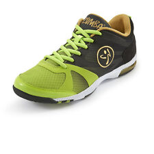ZUMBA IMPACT MAX~LIME PUNCH/BLACK~New Line! All Sizes!!Dance~Fitness Shoes