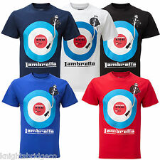 """Lambretta Men's Summer """"In The Mix"""" T-Shirts Top Quality Brand New"""