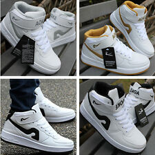 Men/Women Sneakers High Top Casual Sports Shoes Running Shoes Martin Boots F-D59