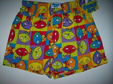 Family Guy Underwear Mens One Pair Boxer Select S M L XL  NWT
