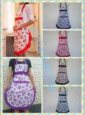 New Free shipping sleeveless bow aprons kitchen aprons aprons