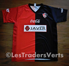 Zorros del Atlas Red and Black Color Jersey, Size Large  -New-