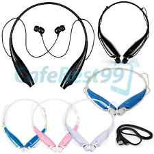 Bluetooth Wireless Earphone Headset Cell Phone For LG Samsung iPhone HTC Android