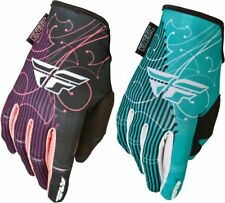 Fly Racing Womens Kinetic Gloves 2015