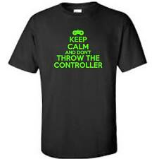 Keep Calm And Don't Throw The Controller T-Shirt Funny Video Game Player Tee