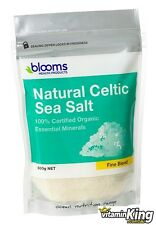 Celtic Sea Salt Certified Organic by Blooms