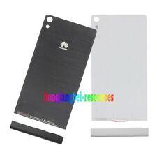 Housing Battery Back Cover Door+Bottom For Huawei Ascend P6-C00/T00/T00V/U06 New