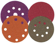 80mm/125mm/150mm. Self-adhesive sanding discs. Norton Abrasives. (Price per 100)