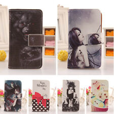 Accessory Lovely PU Leather Case Protection Cover Skin For Wiko Fizz New