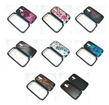 Kyocera Hydro Icon C6730 Life C6530 Hybrid Phone Case + Free Screen Protector