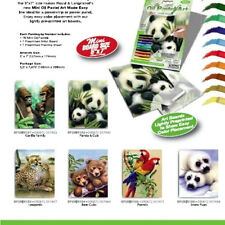 NEW  ROYAL  5 X 7   OIL PASTEL ART MADE EASY  KIT  !! great low ship usa