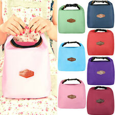 NEW Waterproof Heat Preservation Lunch Portable Carry Tote Picnic Storage Bag