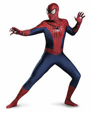 Spider-Man Movie 2 Theatrical Adult Costume Halloween Cosplay Rental Quality fnt