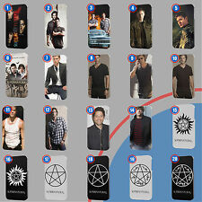 Supernatural, Sam &  Dean Winchester iPhone & Samsung , 3D Full Wrapped Image