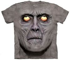 The Mountain BIG FACE ZOMBIE 3D shirt unisex mens and womens New