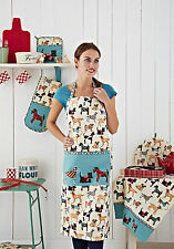HOUND DOG Apron, Oven Glove, Tea Cosy, Placemats, Coasters or Tea Towel