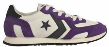 Converse Auckland Ox Lilac Lace Up Mens Womens Boys Girls Trainers (113764 U56)