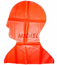NEW Red Latex Rubber Shoulder Length Hangmans Mask (ENGLISH) S M L XL