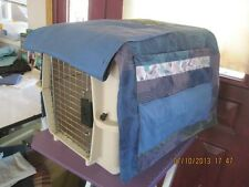 Custom Made Dog Wire Crate Covers You Pick Color Pattern Size Handmade Small