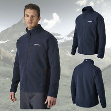 BERGHAUS MENS FORTROSE 200 FULL ZIP IA FLEECE JACKET - ECLIPSE BLUE - NEW