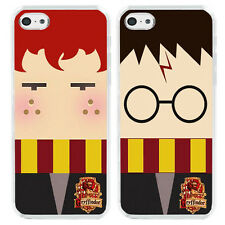 Ron Weasley Harry Potter Best Friends Case - TWO Cover Set For iphone 5 5S 5C 4S