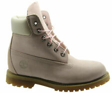 Timberland AF EarthKeepers 6 Inch Premium Womens Boots Pink Waterproof 8716R D36