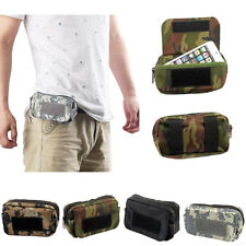 Waterproof Tactical Army Bag WALLET Belt Case Cover for Mobile Phone Key Purse