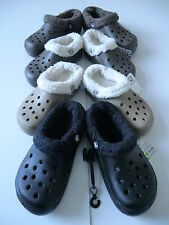 100% CROCS MAMMOTH UK 5 8 9 10  euro 38 41 42 43 44 CASUAL SLIP ON