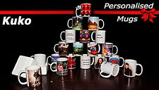 Personalized Mugs & Custom Coffee Mugs, With your Photo,Text or Design