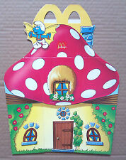 McDONALDS UK HAPPY MEAL BOXES & BAGS - COMPLETE SETS PAGE 1