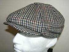 Messenger Newsboy Baker Boy Hat Classic Country Tweed Mens Flat Cap S M L XL