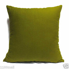 ccc-a22 DAPK WILLOW High Quality Cotton Canvas Cushion/Pillow Cover Custom Size